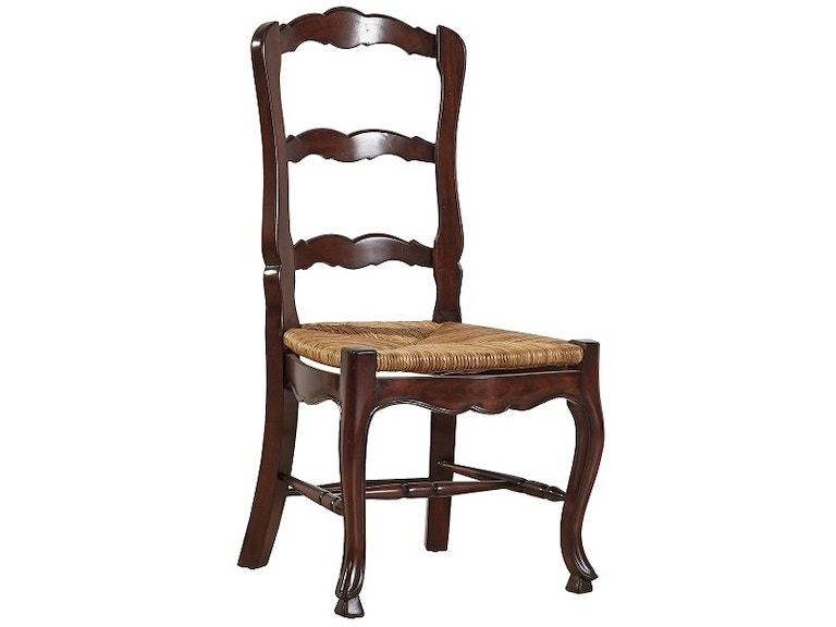 furniture classics dining room french ladderback side chair 1144pa