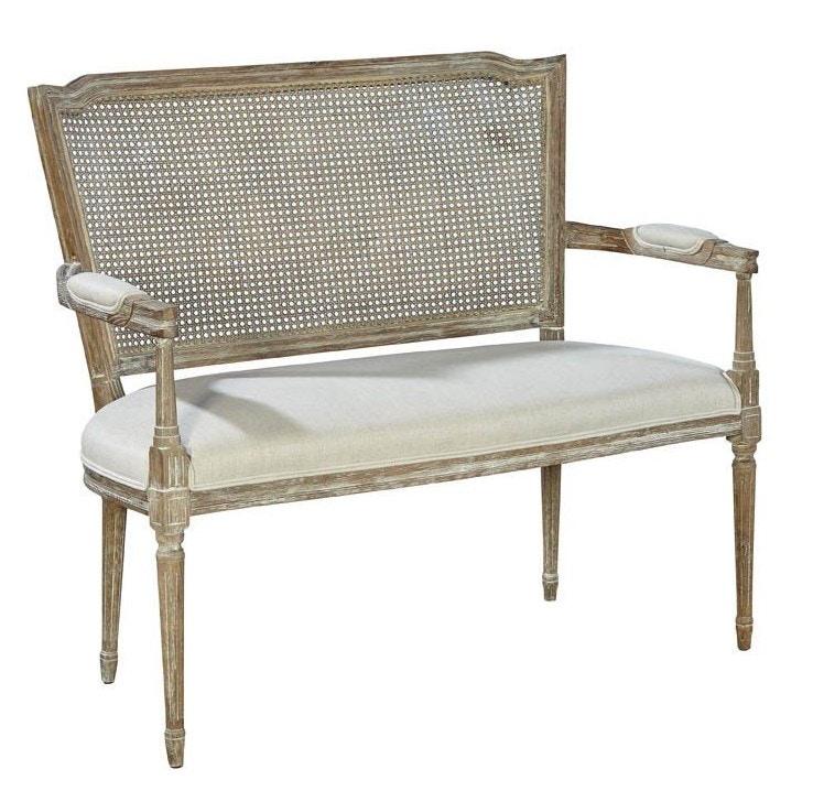 Furniture Classics Living Room Channing Settee 20 040