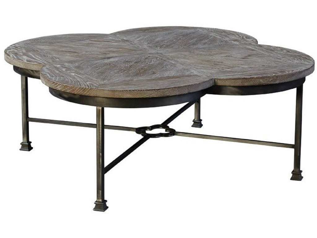 Furniture Clics Clover Tail Table 20 045