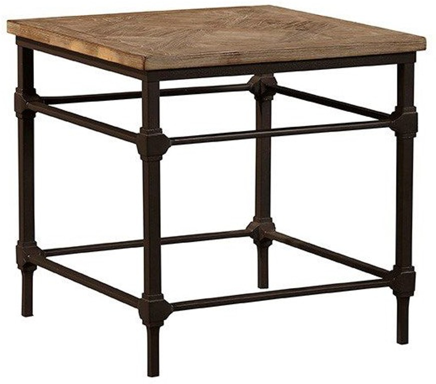 Department Stores Furniture: Furniture Classics Living Room Coldiron End Table 20-097