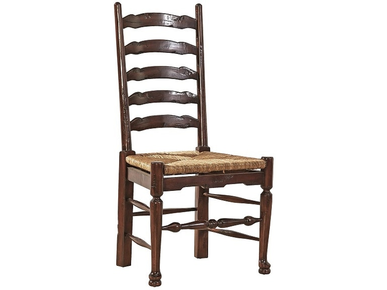 Furniture Clics English Country Ladderback Side Chair 28730qc