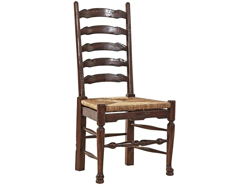 Furniture Classics Dining Room English Country Ladderback Side Chair 28730qc Flemington