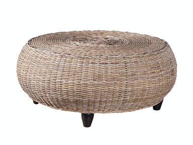 Furniture Classics Kubu Mandalay Ottoman 42657