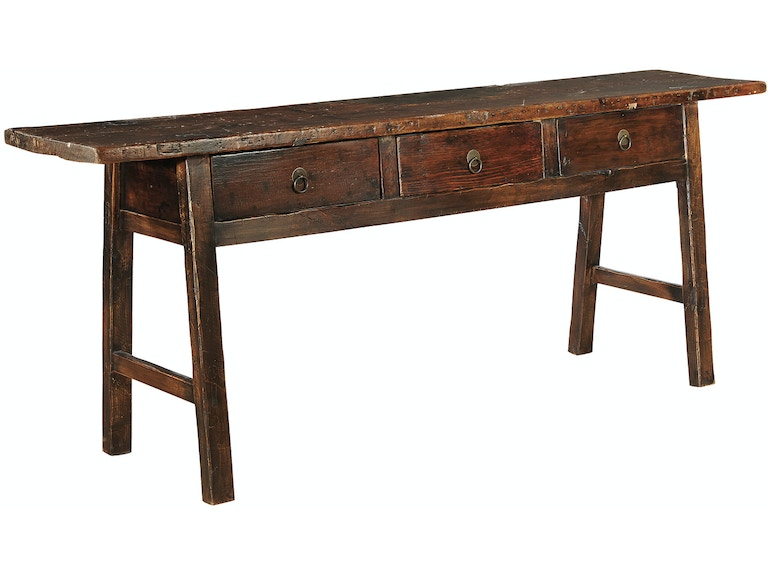 Furniture Classics Living Room Butcher Table 70150 Marty Raes Of