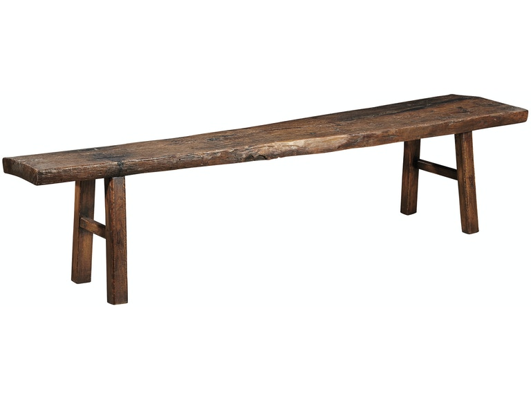 Furniture Classics Simple Antique Bench 71007 - Furniture Classics Living Room Simple Antique Bench 71007