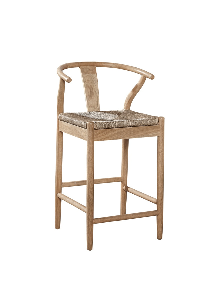 Furniture Classics 24 Inches Broomstick Counter Stool 71072LO
