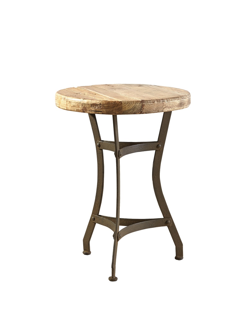 Furniture Classics Recycled Tripod Table 72161WA Available To Order At  Flemington Department Store