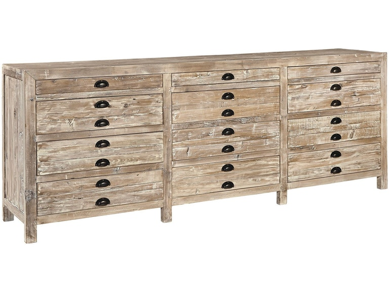 Furniture Classics Living Room Apothecary Chest 84223