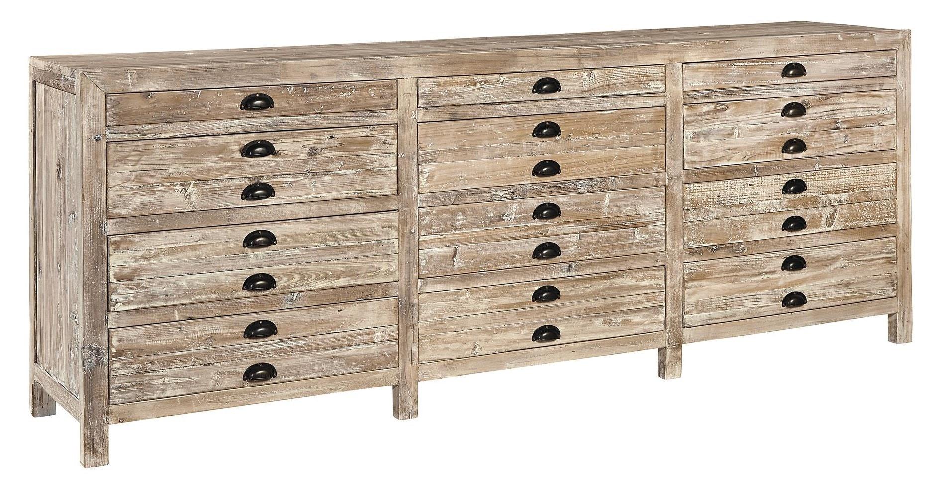 Bon Furniture Classics Apothecary Chest 84223