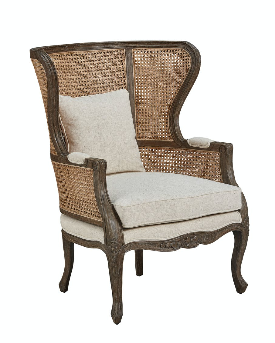 Picture of: Furniture Classics Dining Room Highback Host Chair 90 63 Flemington Department Store