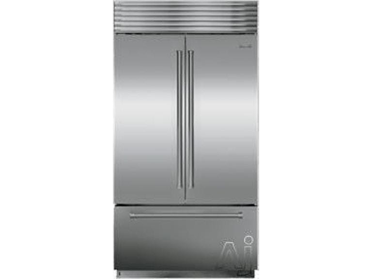 Sub Zero Kitchen 42 Built In French Door Refrigerator Bi 42ufdsth