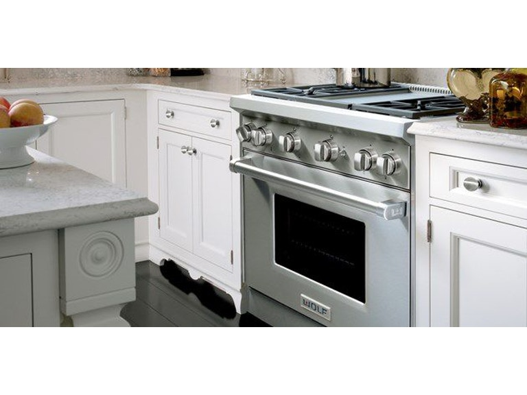 Wolf 36 Gas Range >> Wolf Kitchen 36 Burner Professional Range Df366 Cricket S