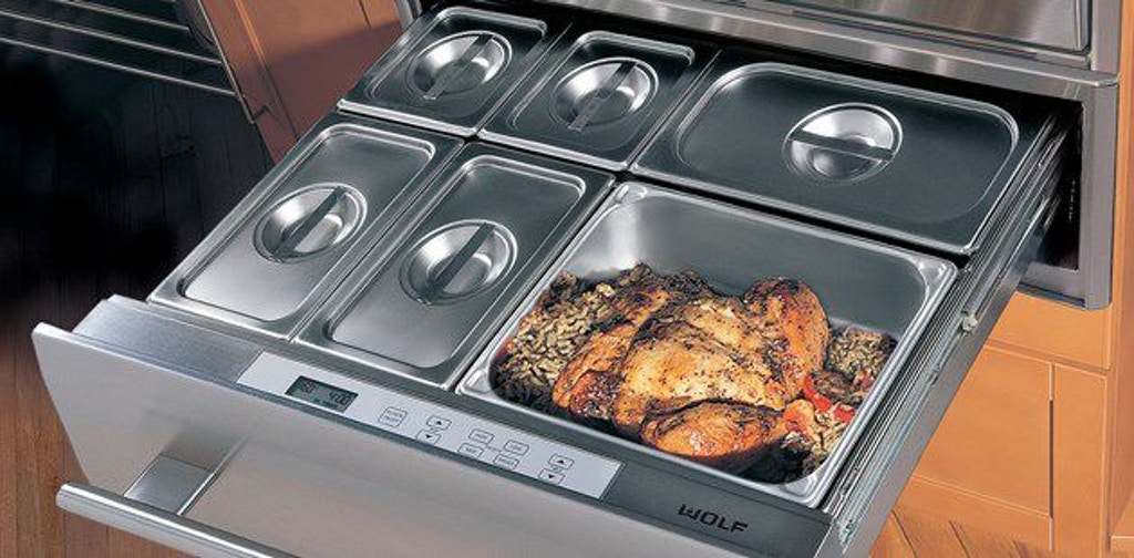 Wolf Kitchen Warming Drawer WWD30 - Cricket\'s Home ...