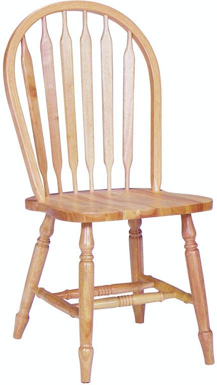 John Thomas Dining Room Arrowback Chair