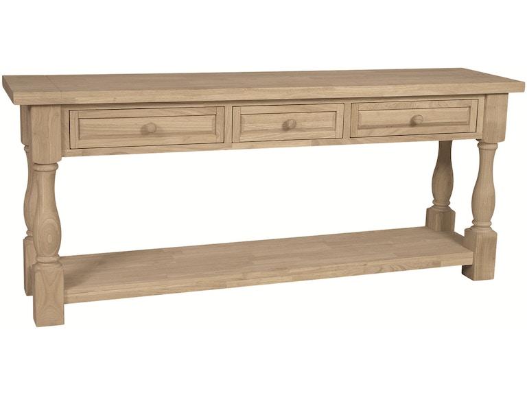 John Thomas Tuscan Sofa Table Ot 17s
