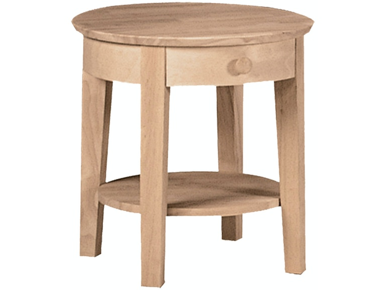 John Thomas Living Room Phillips End Table Ot 5te John