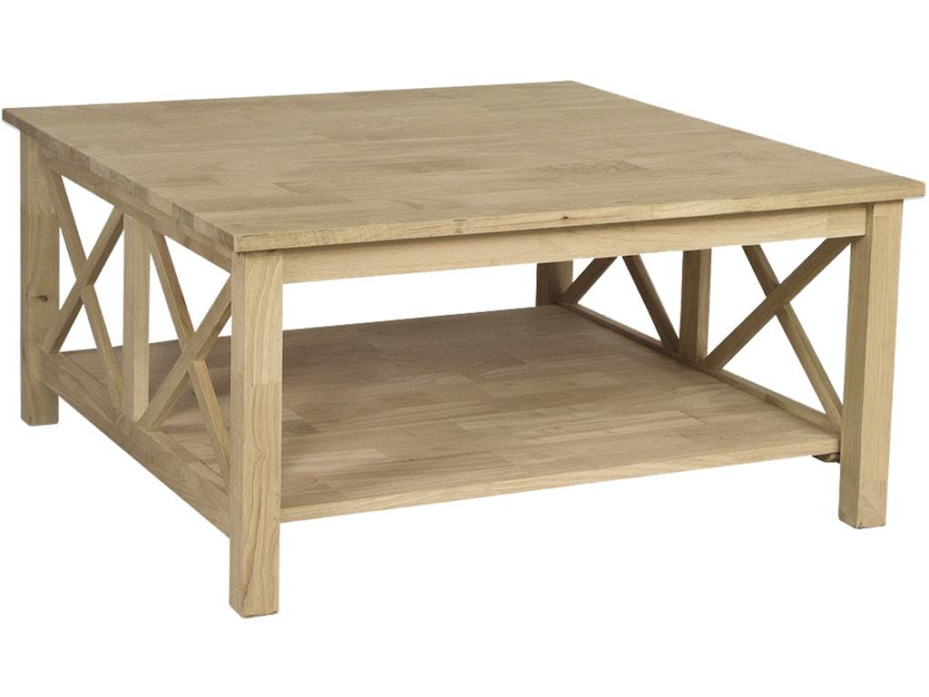 John Thomas Living Room Hampton Square Coffee Table Tyndall Furniture Mattress Charlotte