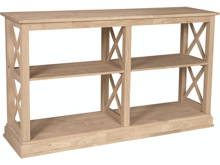 Incredible John Thomas Living Room Hampton Long Sofa Table Ot 70Sl Pdpeps Interior Chair Design Pdpepsorg