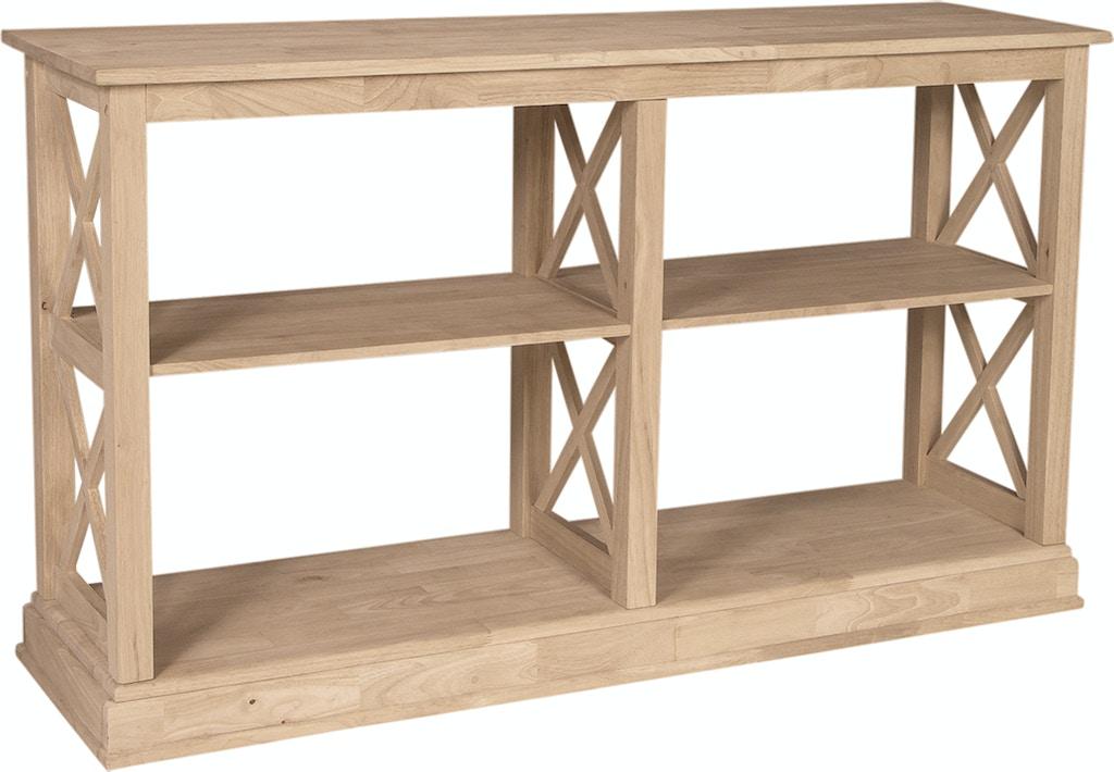 Pleasing John Thomas Living Room Hampton Long Sofa Table Ot 70Sl Pdpeps Interior Chair Design Pdpepsorg