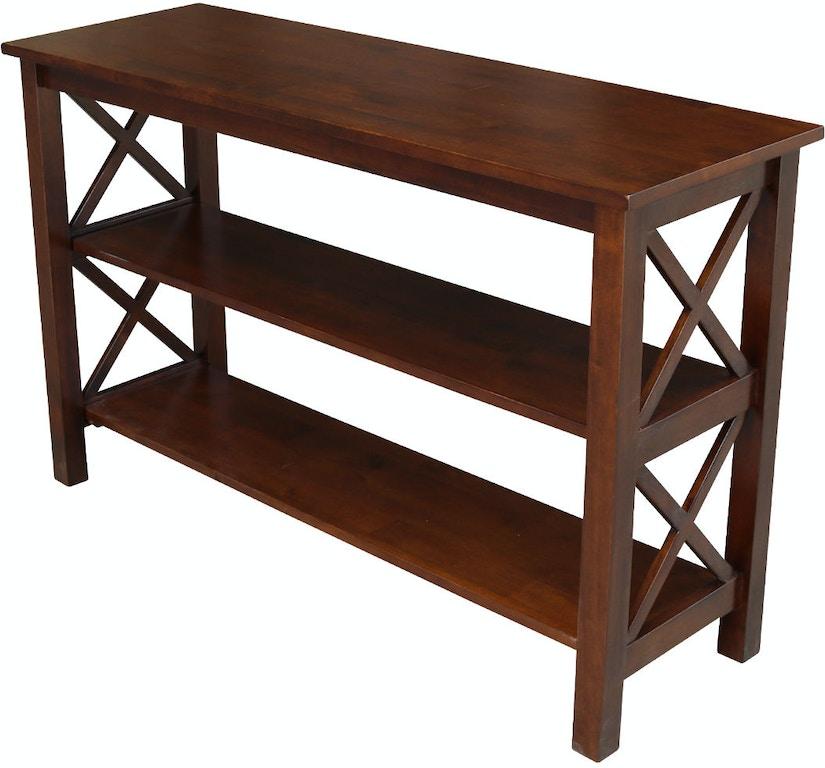 Super John Thomas Living Room Hampton Sofa Table In Espresso Ot581 Pdpeps Interior Chair Design Pdpepsorg