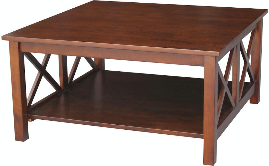 Sensational John Thomas Living Room Hampton Square Coffee Table In Pdpeps Interior Chair Design Pdpepsorg