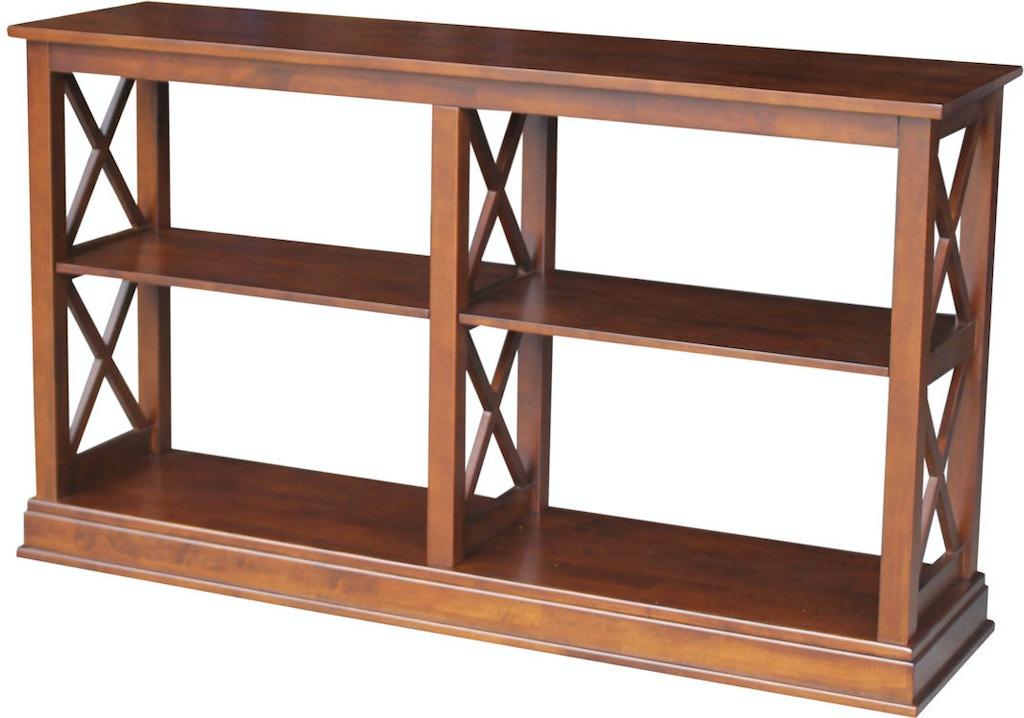Pleasing John Thomas Living Room Hampton Long Sofa Table In Espresso Pdpeps Interior Chair Design Pdpepsorg