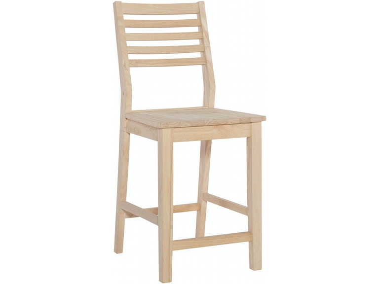 Awe Inspiring 24 Inch Aspen Ladderback Stool Ncnpc Chair Design For Home Ncnpcorg