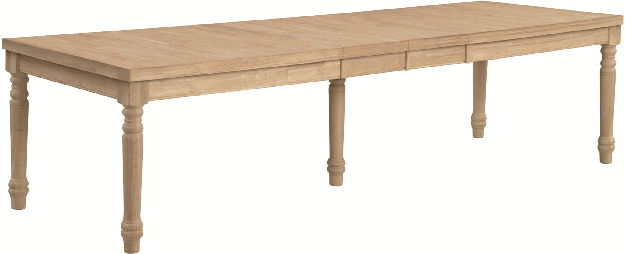 John Thomas Dining Room Large Extension Table Top Only