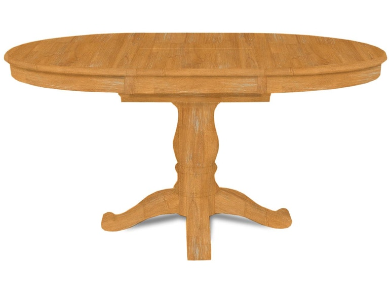 John Thomas Dining Room 42 Butterfly Leaf Table With 8