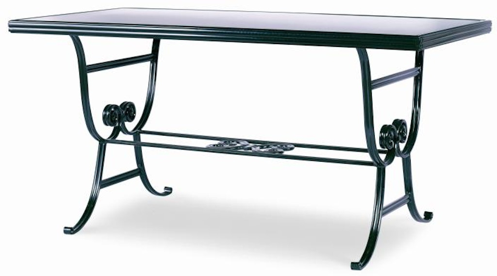 Century Furniture Outdoor/Patio Augustine Metal Dining Table