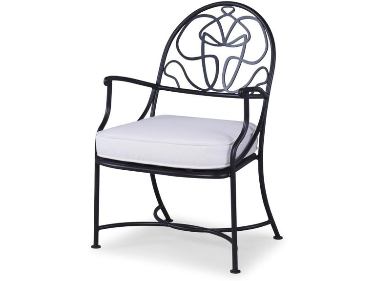 Century Furniture Outdoor Patio Bistro Medallion Arm Chair D39 54 At Eastern