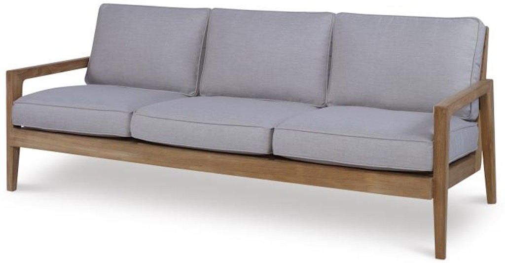 Century Furniture Outdoor Patio West Bay Sofa D43 22 Seville Home