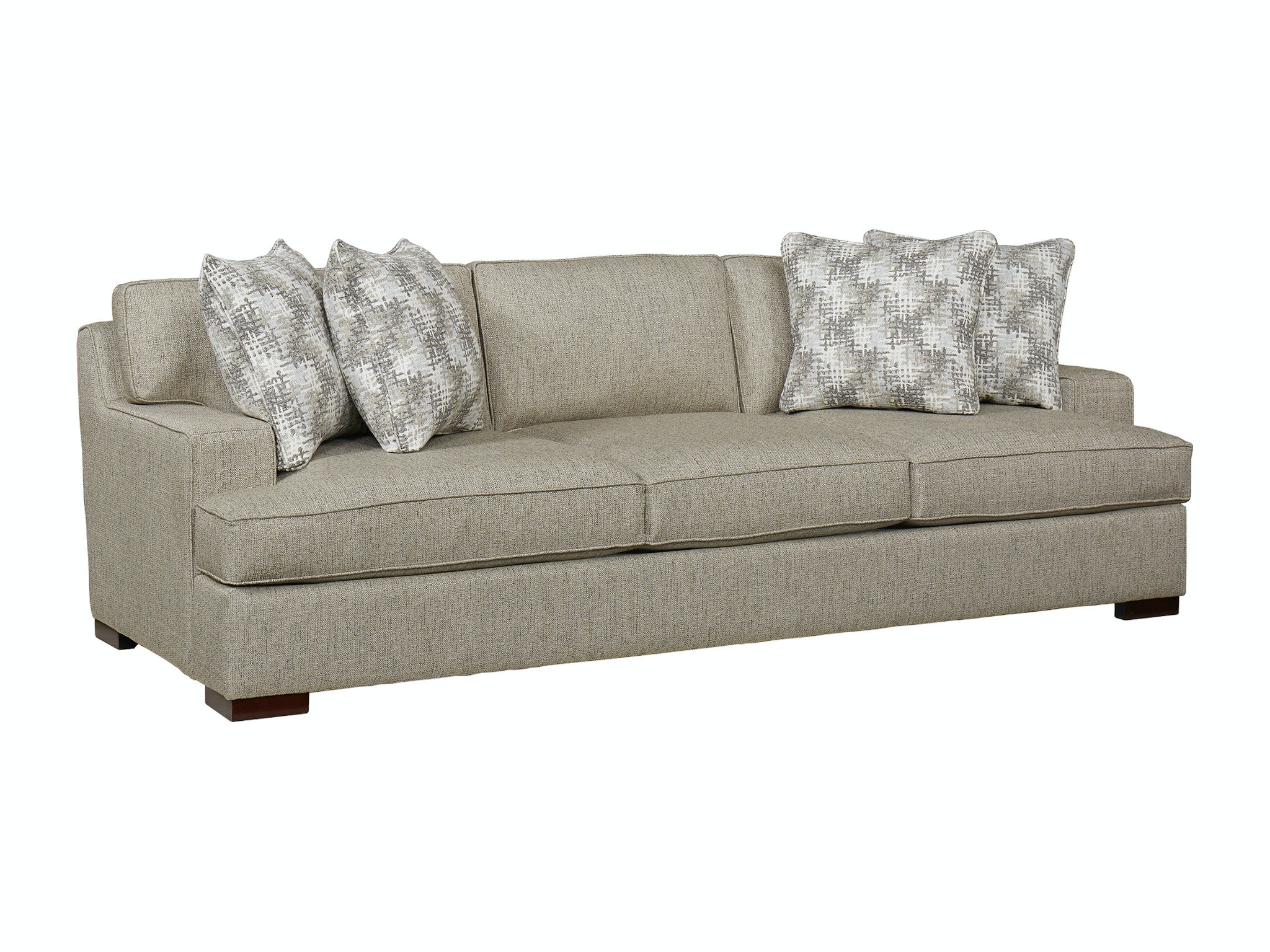 Havertys Reese Sofa   102 Inch