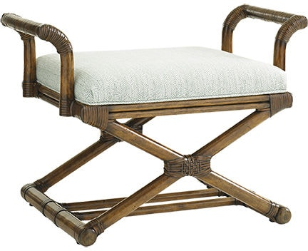 Tommy Bahama Home Living Room Echo Beach Bench 1206 44