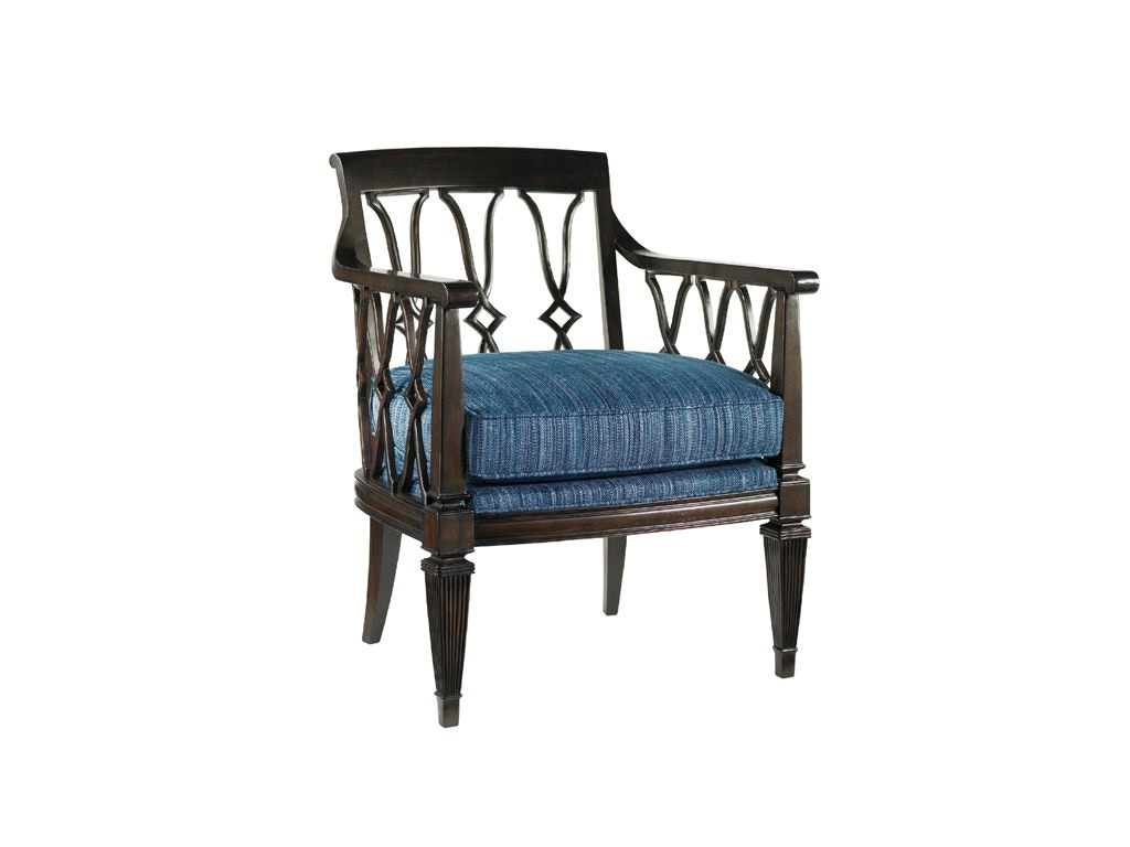 Tommy Bahama Home Living Room Ginger Chair 1513 11