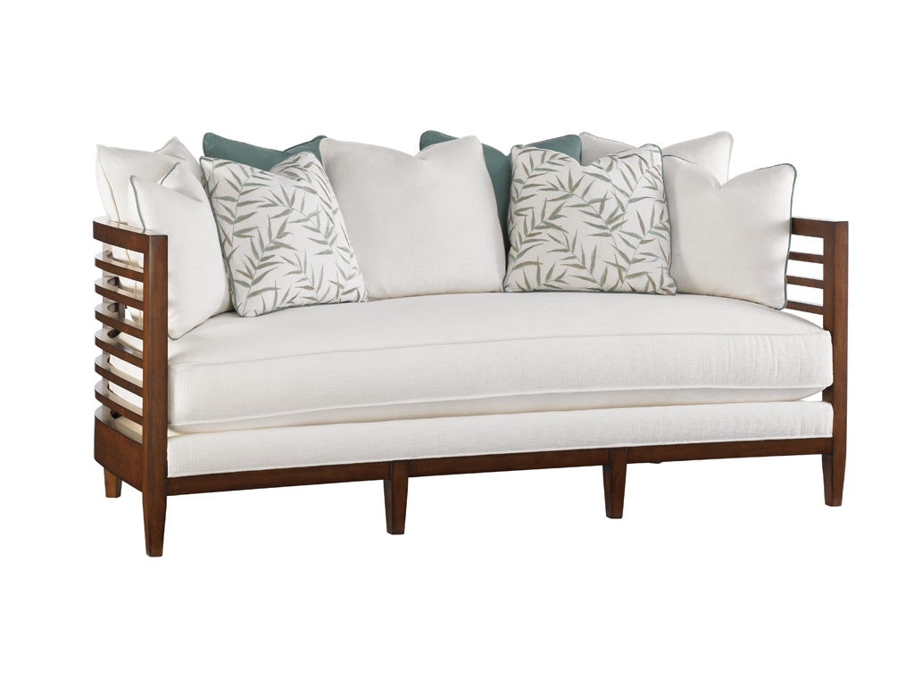 Tommy bahama home living room st lucia sofa 1615 33 kalin home furnishings ormond beach fl Home design furniture ormond beach fl