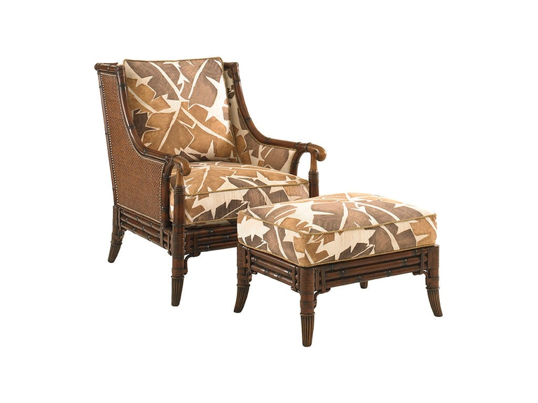 Tommy Bahama Home Las Palmas Chair 1666-11