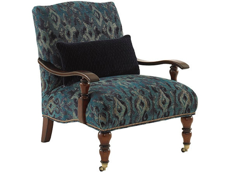 Tommy Bahama Home Living Room San Carlos Chair 1667 11 At Gladhill Furniture