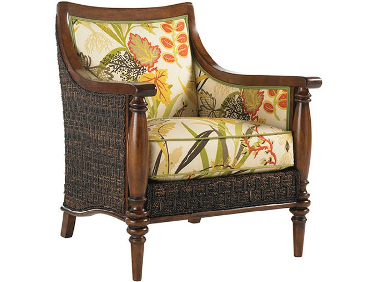 Tommy Bahama Home Living Room Agave Chair 1695 11