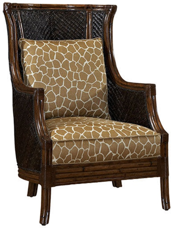 Tommy Bahama Home Living Room Rum Beach Chair 1722 11