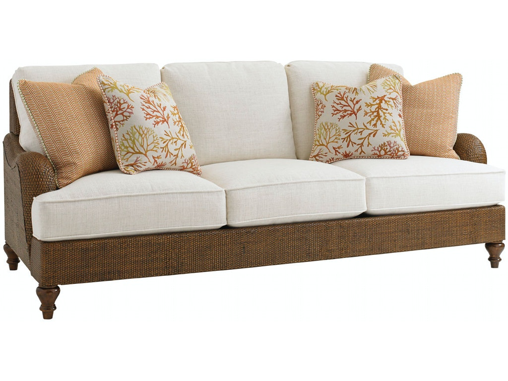 Tommy Bahama Home Living Room Harborside Sofa 1774 33