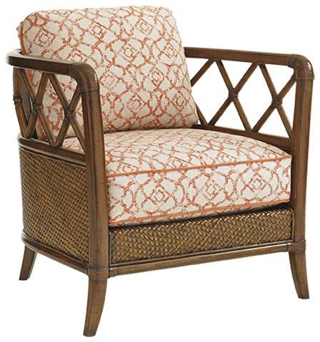 Tommy Bahama Home Living Room Glen Isle Chair 1785 11