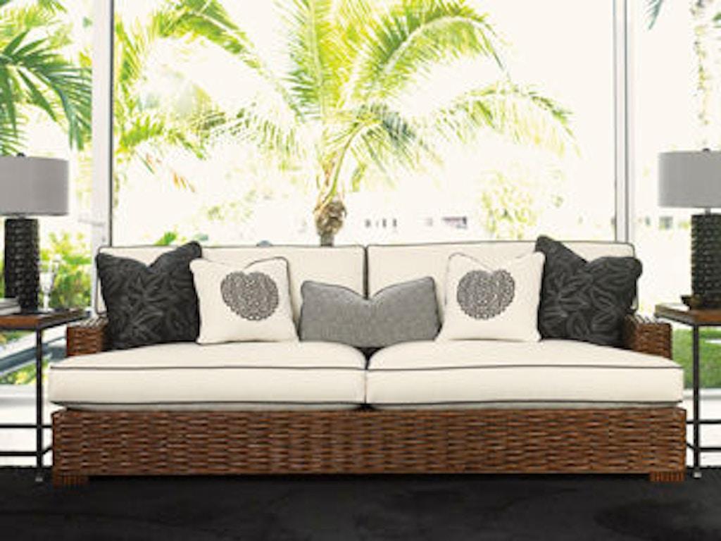 Tommy Bahama Home Living Room Salina Sofa 1792-33 - Blockers ...