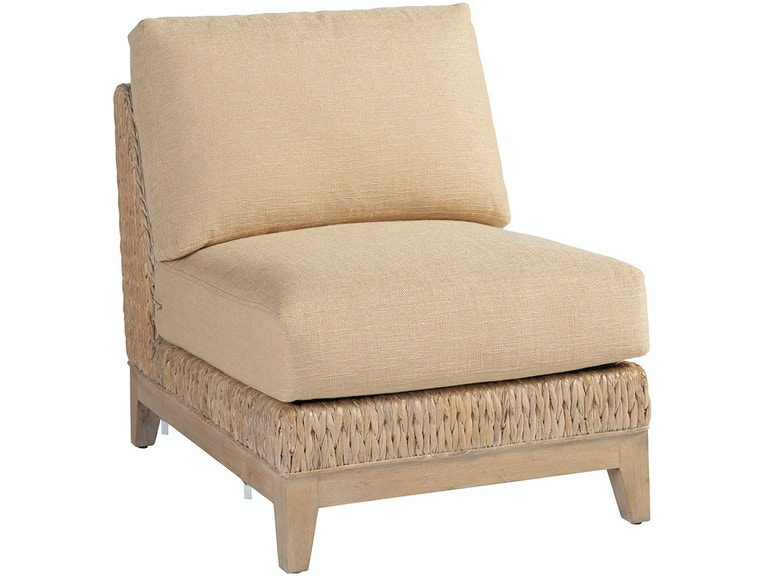 tommy bahama home living room brisbane armless chair 1838 51a