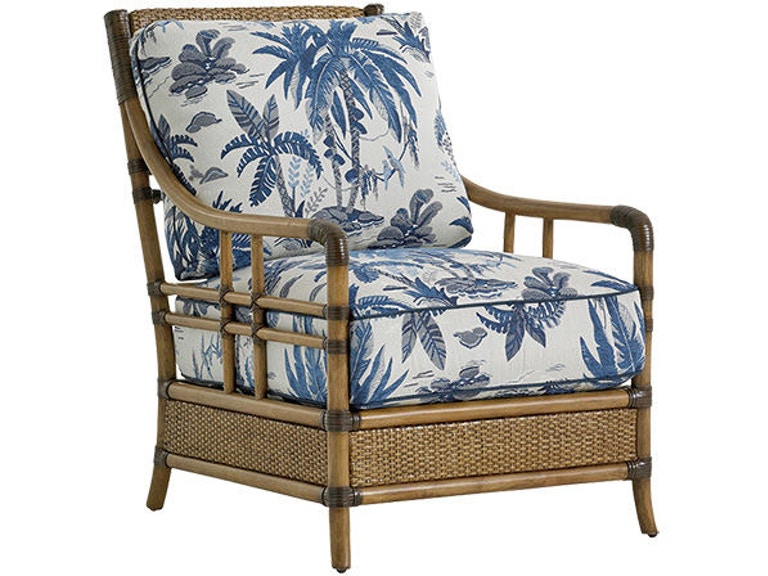 Tommy Bahama Home Living Room Seagate Chair 1845 11 Claussens