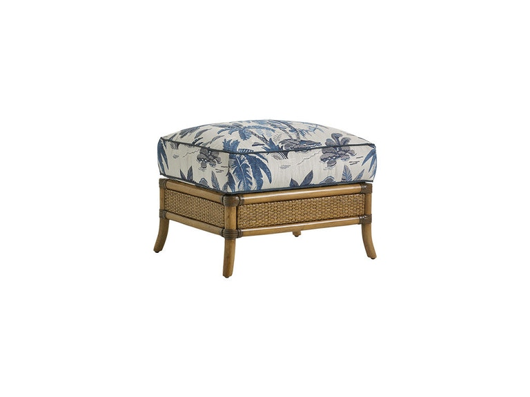 Tommy Bahama Home Seagate Ottoman 1845-44