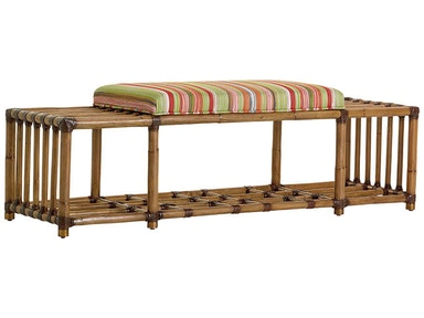 Living Room Benches - Turner Home - Jacksonville, FL