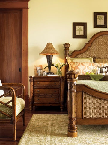 Tommy Bahama Home 531 623 Bedroom Barbados Night Stand