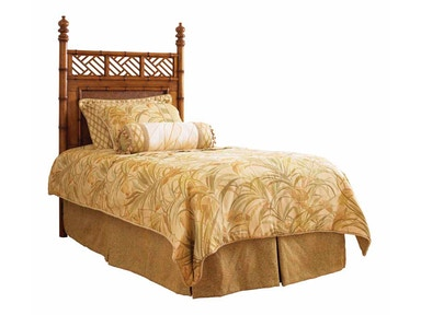 Tommy Bahama Home West Indies 3/3 Twin Headboard 531-161HB