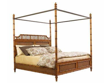 Tommy Bahama Home West Indies 5/0 Queen Bed 531-163C